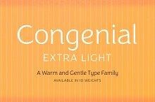 Congenial ExtraLight