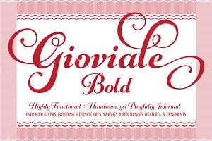 Gioviale - Bold