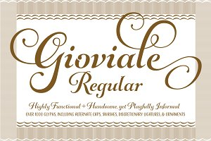 Gioviale - Regular
