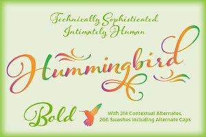 Hummingbird - Bold