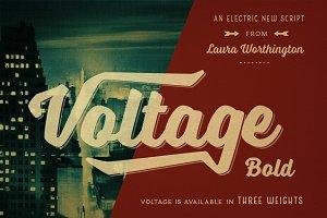 Voltage Bold
