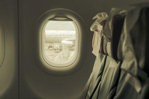 Interior View Plane