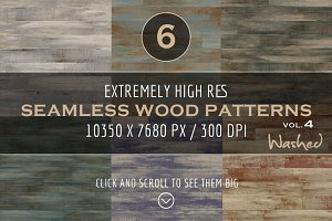 Extremely HR Wood Patterns vol. 4