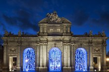 The Alcala Gate, Madrid