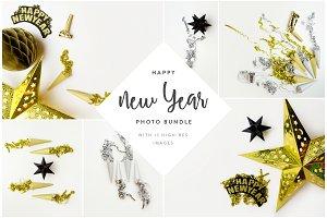 Happy New Year Photo Bundle