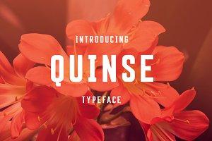 Quinse Font