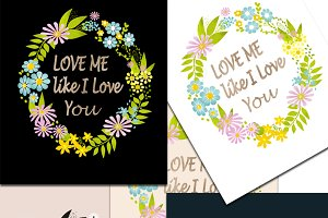 SALE! Love me like I love you. 5 JPG