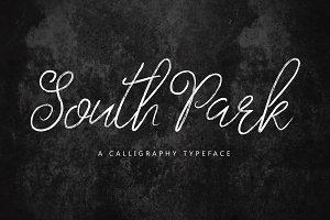 South Park Typeface