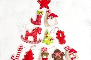 Christmas tree decoration JPG