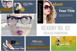 Rexony No. 02 Creative Presentation
