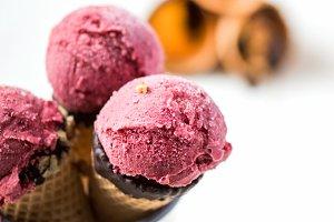 Fresh Healthy Homemade Ice Cream