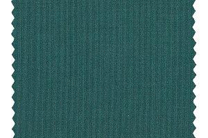 Green zigzag fabric sample