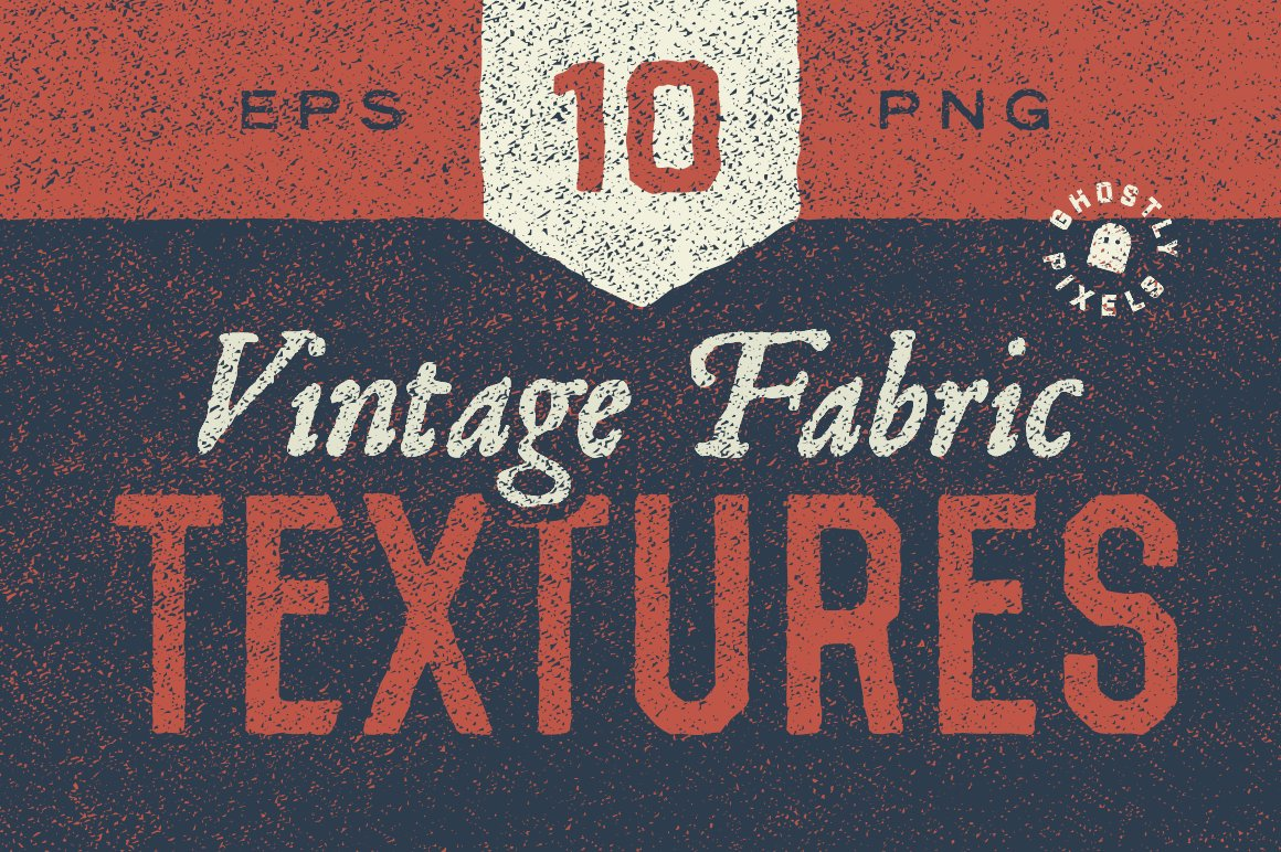 10 Vintage Fabric Textures Creative Market
