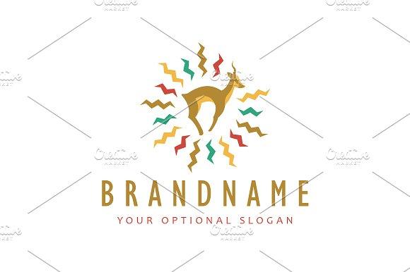 Springbok Sun Logo