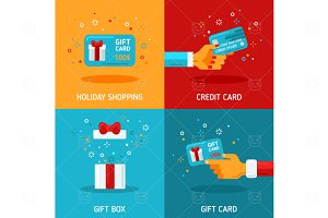 Gift concepts