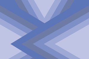 Abstract background colored triangle