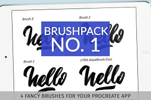 Procreate Brushpack No.1