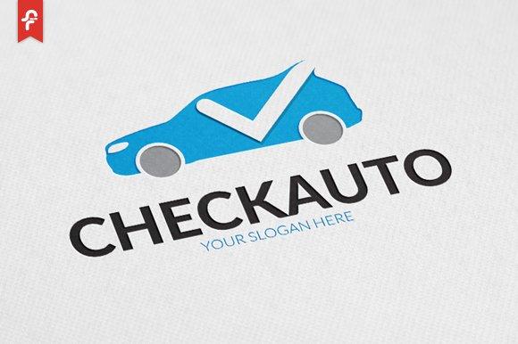 Check Auto Logo