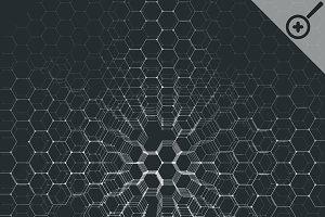 Chemistry 3D pattern B.C.