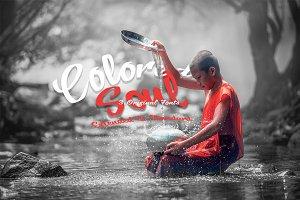 Colored Soul