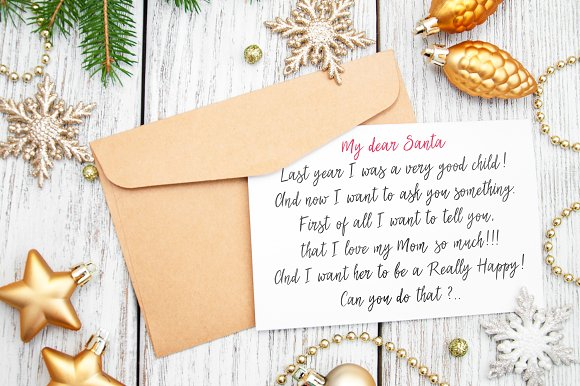 Best Christmas Font Big Update Script Fonts Creative Market