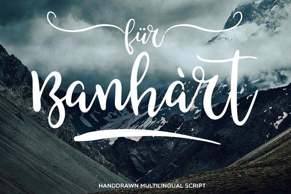 Fur Banhart Script