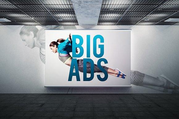 Download Advertising Outdoor Mock-up