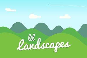 Lil Landscapes