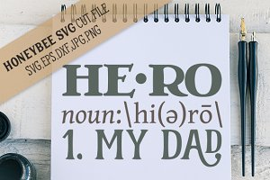 Hero, My Dad