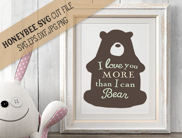 Download I Love You More Than I Can Bear ~ Illustrations ~ Creative ...