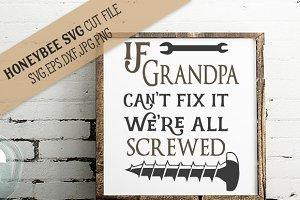 If Grandpa Cant Fix It We're Screwed