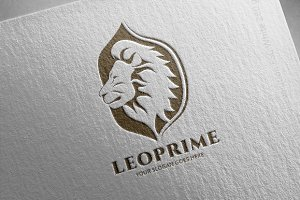 Lion Prime Logo