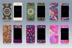 Phone design cover