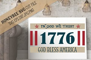 In God We Trust 1776
