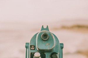 Vintage viewfinder