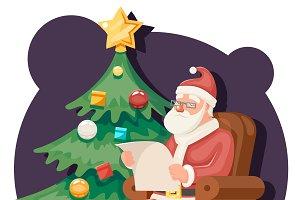 Santa Claus Read