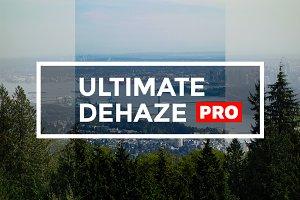 Ultimate Dehaze Pro