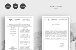 Clean & Simple Resume