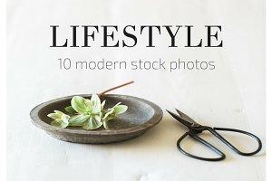 Lifestyle stock photo bundle