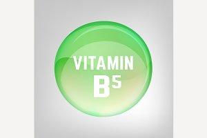 Vitamin B5 Pill