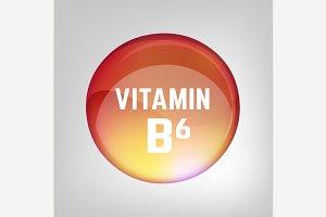 Vitamin B6 Pill