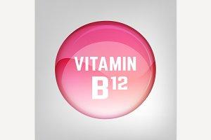 Vitamin B12 Pill