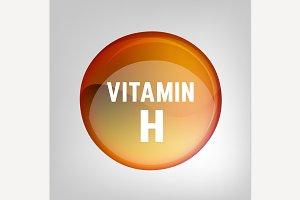 Vitamin H Pill