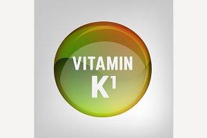 Vitamin K1 Pill