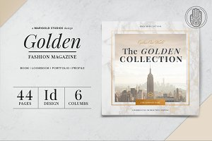 GOLDEN | Magazine