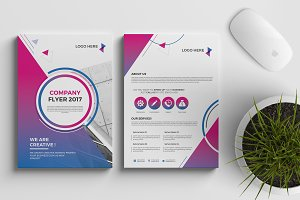 Corporate Flyer Template 12