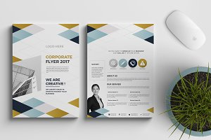 Corporate Flyer Template 13
