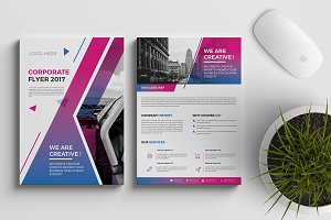 Corporate Flyer Template 15