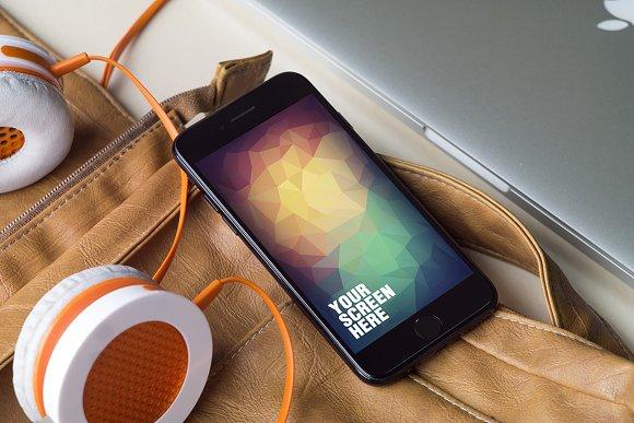 IPhone 7 Mockups V2