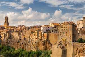 City Pitigliano web